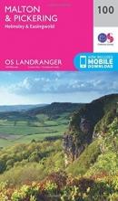 Ordnance Survey Malton & Pickering, Helmsley & Easingwold