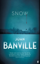 John (Chief Critic) Banville , Snow