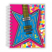 Awesome 80s! Layered Journal