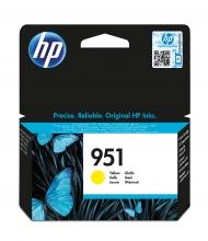 , Inktcartridge HP CN052AE 951 geel