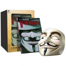 Moore, Alan,   Lloyd, David V for Vendetta