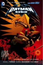 Tomasi, Peter J. Batman and Robin Vol. 4