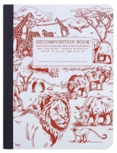 African Safari Decomposition Book