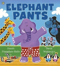 Prasadam Halls, Smriti Elephant Pants