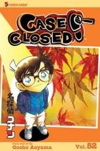 Aoyama, Gosho Case Closed 52