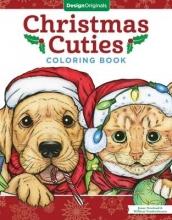 Jenny Newland,   William Vanderdasson Christmas Cuties Coloring Book