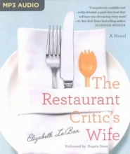 Laban, Elizabeth The Restaurant Critic`s Wife