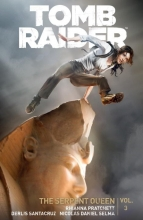 Pratchett, Rhianna Tomb Raider 3