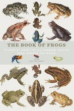 Tim Halliday The Book of Frogs