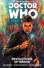 Abadzis, Nick Doctor Who The Tenth Doctor 1