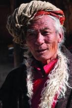 Gina Corrigan Tibetan Dress in Amdo & Kham