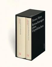 Mann, Thomas Betrachtungen eines Unpolitischen. Große kommentierte Frankfurter Ausgabe