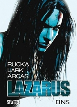 Rucka, Greg Lazarus 01. Die Macht der Familien