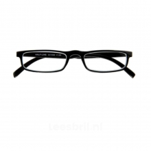 G31000 1.50 , I need you leesbril relax half-line zwart 1.50