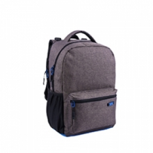 , Rugzak qc bags dark grey/cobalto