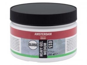 , Talens amsterdam heavy gel medium pot 250 ml