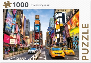 , Times Square - puzzel 1000 st