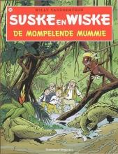 Willy Vandersteen , De mompelende mummie