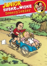 Willy  Vandersteen Junior Suske en Wiske Vakantieboek