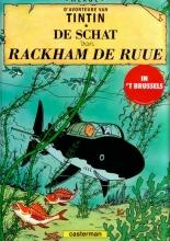 Herge, H. De schat van Rackham de Ruue