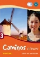 Caminos nieuw Tekst-/werkboek