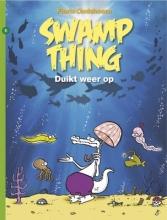 Floris  Oudshoorn Swamp Thing 5 Duikt weer op
