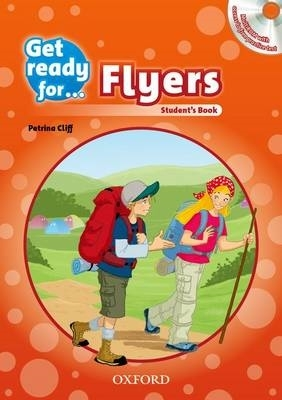 ,Get Ready for: Flyers: Student`s Book and Audio CD Pack