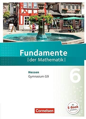 Andreae, Kathrin,   Langlotz, Hubert,   Niemann, Thorsten,   Pallack, Andreas,Fundamente der Mathematik 6 HE SB