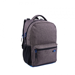 ,Rugzak qc bags dark grey/cobalto
