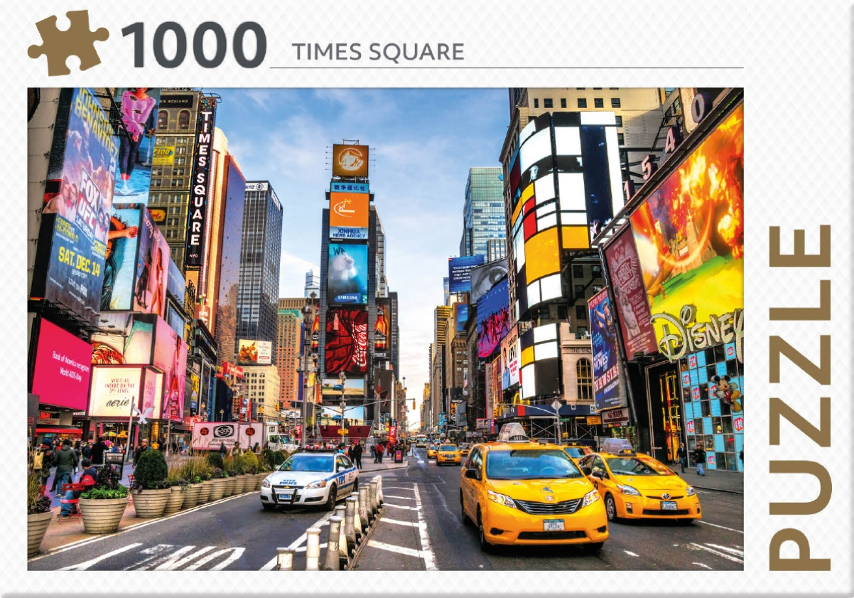 ,Times Square - puzzel 1000 st