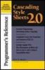 Meyer, Eric, Cascading Style Sheets 2.0