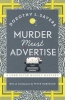 L Sayers, Dorothy, Murder Must Advertise