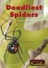 Hirschmann, Kris, Deadliest Spiders
