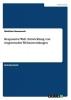 Neuwersch, Matthias, Responsive Web. Entwicklung von reagierenden Webanwendungen