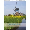 ,<b>Kalender Nederland 33x44 Cm</b>