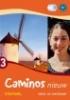<b>Caminos nieuw 3</b>,tekst-/werkboek + audio-cd's (2x)