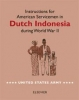, Dutch Indonesia