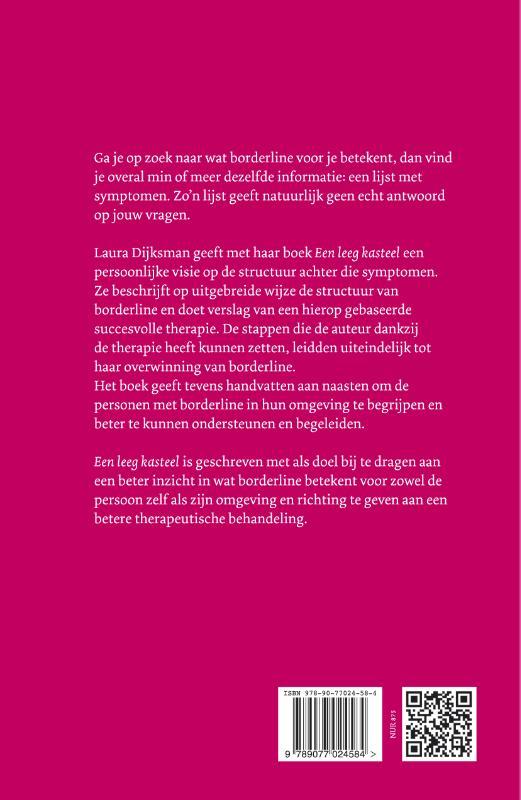 Laura Dijksman Hurt,Een leeg kasteel