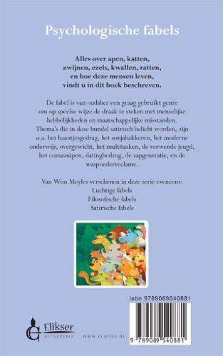 W. Meyles,Psychologische fabels
