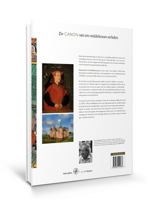 Jan J.B. Kuipers, Goffe Jensma, Oebele Vries,Nederland in de middeleeuwen