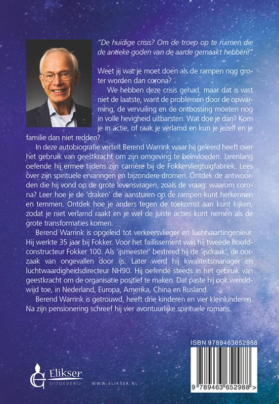 Berend J. Warrink,Vertrouwen door geestkracht