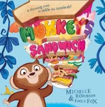Robinson, Michelle Monkey`s Sandwich
