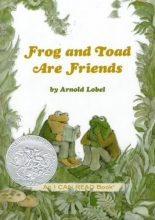Lobel, Arnold Frog and Toad Are Friends
