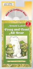 Lobel, Arnold Frog and Toad All Year Book and CD [With Frog and Toad All Year Book]