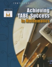 McGraw-Hill Education Achieving Tabe Success in Mathematics, Level M Workbook