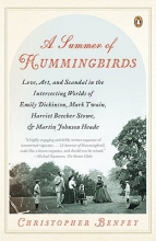 Benfey, Christopher A Summer of Hummingbirds