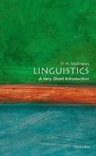 P. H. Matthews Linguistics: A Very Short Introduction