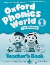 Oxford Phonics World: Level 1: Teacher`s Book