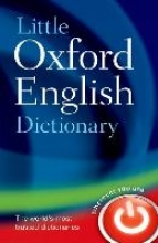 Oxford Dictionaries Little Oxford English Dictionary