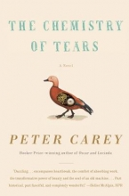 Carey, Peter The Chemistry of Tears